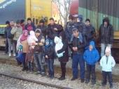 Uhvaćeni migranti kod Niša