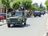 Policija defilovala Vranjem (FOTO)