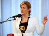 Nikolić: Prijatan susret sa predsednicom Hrvatske