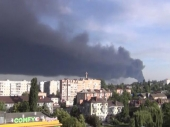 Drama u UKR: Požar ugrožava aerodrom