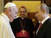 Rusija: SAD bi i papi da drže lekcije
