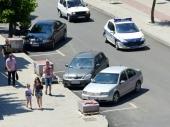 NOSI PAUK: Pazi kako parkiraš!
