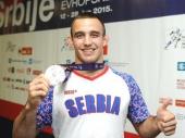 Nemeš: Medalja iz Bakua tek početak