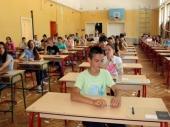 Osmaci polažu test iz matematike
