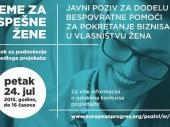 Pomoć PROGRES-a ženskom biznisu