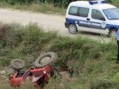 Poginuo na traktoru