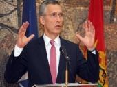 NATO: Rusko zveckanje nuklearnim oružjem opasno