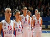 Odličan otpor košarkašica Španiji