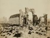 ID postavila mine i bombe u drevnom delu Palmire