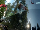 HR: Napadnut autobus Zvezde