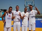 Basketaši u polufinalu Evropskih igara