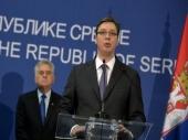 Vučić: U Briselu neće biti lako, ali imamo veru