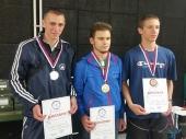 MK PUŠKA: Četiri medalje za Vranjance