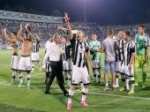 Partizan: Dostojanstveno reprezentujemo srpski fudbal