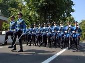 Gardisti spremni za paradu u Pekingu