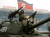 S. Koreja: Ratna propaganda na granici