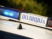 Pijani Piroćanac slupao vozilo policije