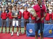 Federer ostavio Novaka bez trofeja u Sinsinatiju