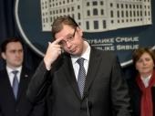 Vučić: Sve zavisi od Angele Merkel