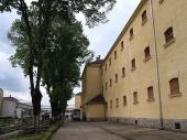 Lopovi upali u zatvor kako bi krali gvožđe