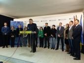 DS u Vranju počela izbornu kampanju