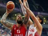 Pobeda Srbije pred Evrobasket