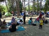 Talas od 2.000 izbeglica stigao u Preševo