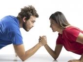 Kad žena od muškarca napravi slabića