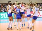 Odbojakšicama potrebne tri pobede i trijumf Rusije