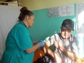 POLJANICA: Počela vakcinacija