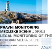 Monitoring medijske scene u Srbiji
