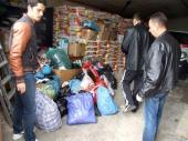 ZA NAŠE VRANJE doniralo migrante