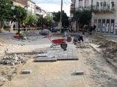 Rekonstrukcija rekonstruisanog šetališta