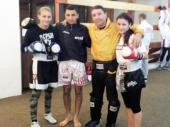 Vranjski kik bokseri u reprezentaciji