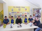 Dinamo dočekuje Borču