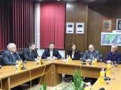 VRANJE: Prijem za ambasadorku Makedonije