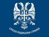 SRS: Demolirane prostorije stranke u Bosilegradu