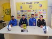 Dinamo gostuje Bežaniji