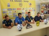 Dinamo sa Pivarom u Čelarevu