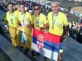 Stošić na maratonu u Valensiji