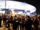Nemački reprezentativci noćili na stadionu