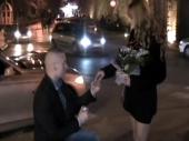Romantika živi: prosidba u Nišu