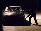Izbušene gume na autu predsednika Trgovišta