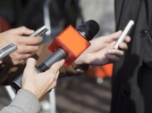 Treći protest novinara u Vranju