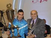 SPORTISTI GODINE: Dinamo drugi put najbolji (FOTO)