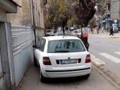 LE - LE parkiranje!