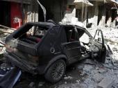 Damask: Masakr ispred policijskog kluba