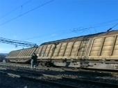 Teretni voz iskliznuo iz šina