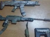 ČUKARKA: Zaplenjen arsenal oružja