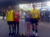 Kristijan pobednik polumaratona u Skoplju